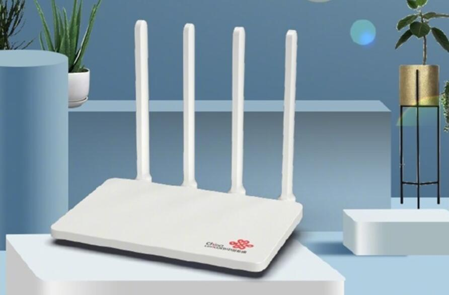China Unicom releases router for 299 yuan-cnTechPost