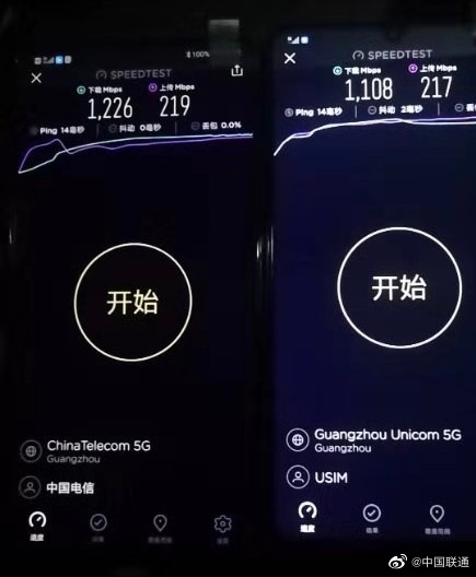 China Unicom and China Telecom completes first joint SA 5G network in Guangdong-cnTechPost