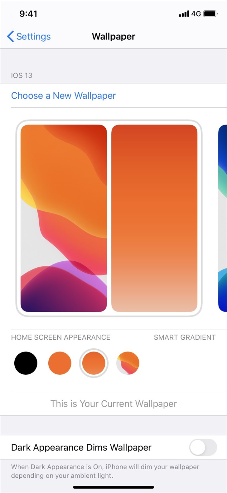 Ios 14 May Add New Wallpaper Settings Cntechpost