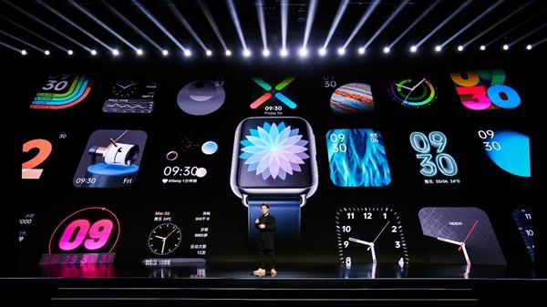OPPO holds app development contest for its watch with 700,000 yuan in prize money-cnTechPost