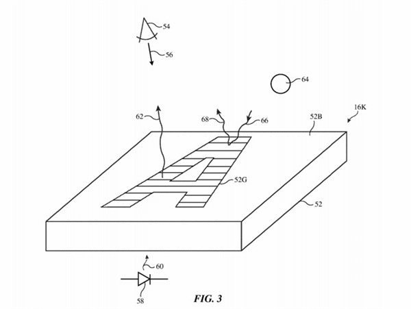 Apple patent shows True Tone technology may be used for MacBook keyboard-cnTechPost