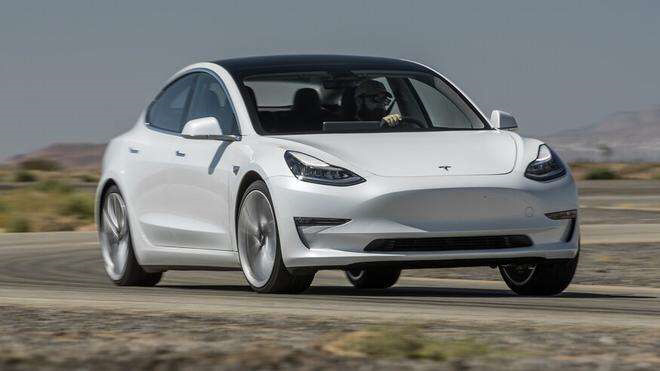 China-made long-range Model 3 may be released this week-cnTechPost