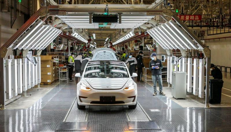 Tesla Shanghai plant capacity exceeds levels before coronavirus outbreak-cnTechPost